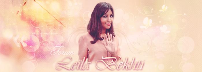 Leïla Bekhti Forum