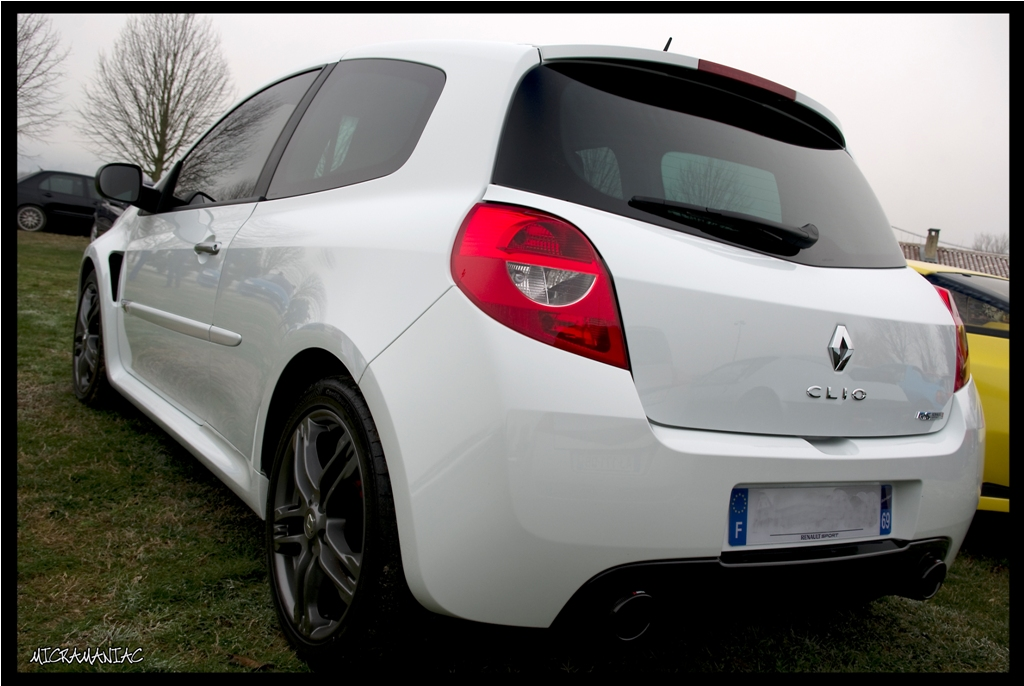 vends clio 3rs2 trophy akrapovic petites annonces. Black Bedroom Furniture Sets. Home Design Ideas