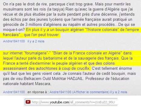 """Bilan de la France coloniale en Algérie. 1830 - 1962"" Crucifix-3a2249f"