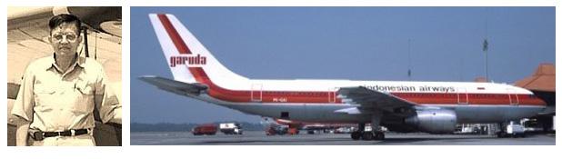 Wiweko Soepono dan Airbus A300-B4